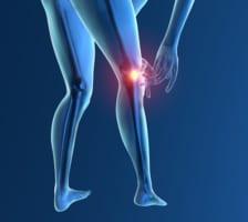 膝 リンパの詰まり