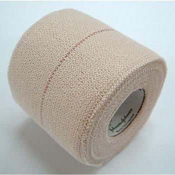 膝に用いるエラスティックテープ