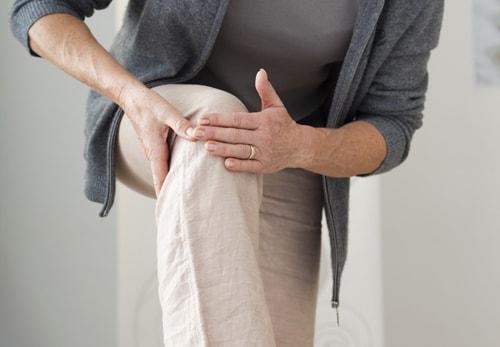 膝裏の痛み方