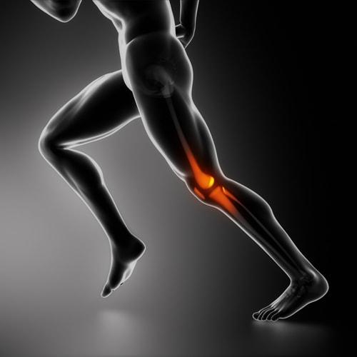 膝のテーピングの効果
