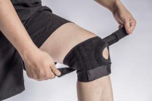 膝が痛い時に有効なサポーター