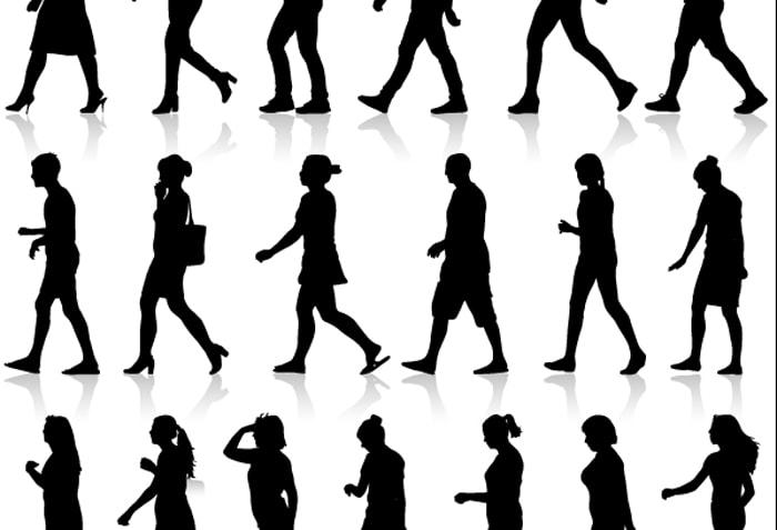 歩く速度で寿命が変わる!?膝が痛い人のウォーキング講座