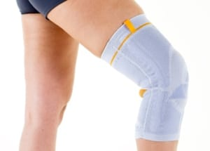 膝サポーター選びのポイントはサイズとフィット感