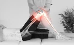 膝が痛い40代