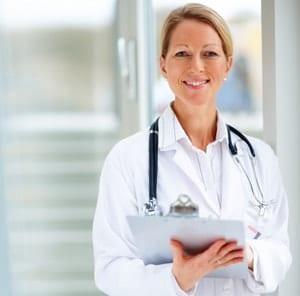 変形性膝関節症の診断