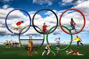 オリンピック選手