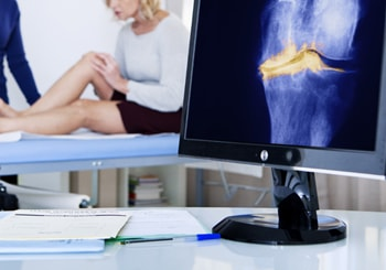 膝の検査から診断までが1日以内