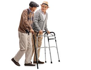変形性膝関節症でも自力で歩く!痛みを緩和する装具の選び方